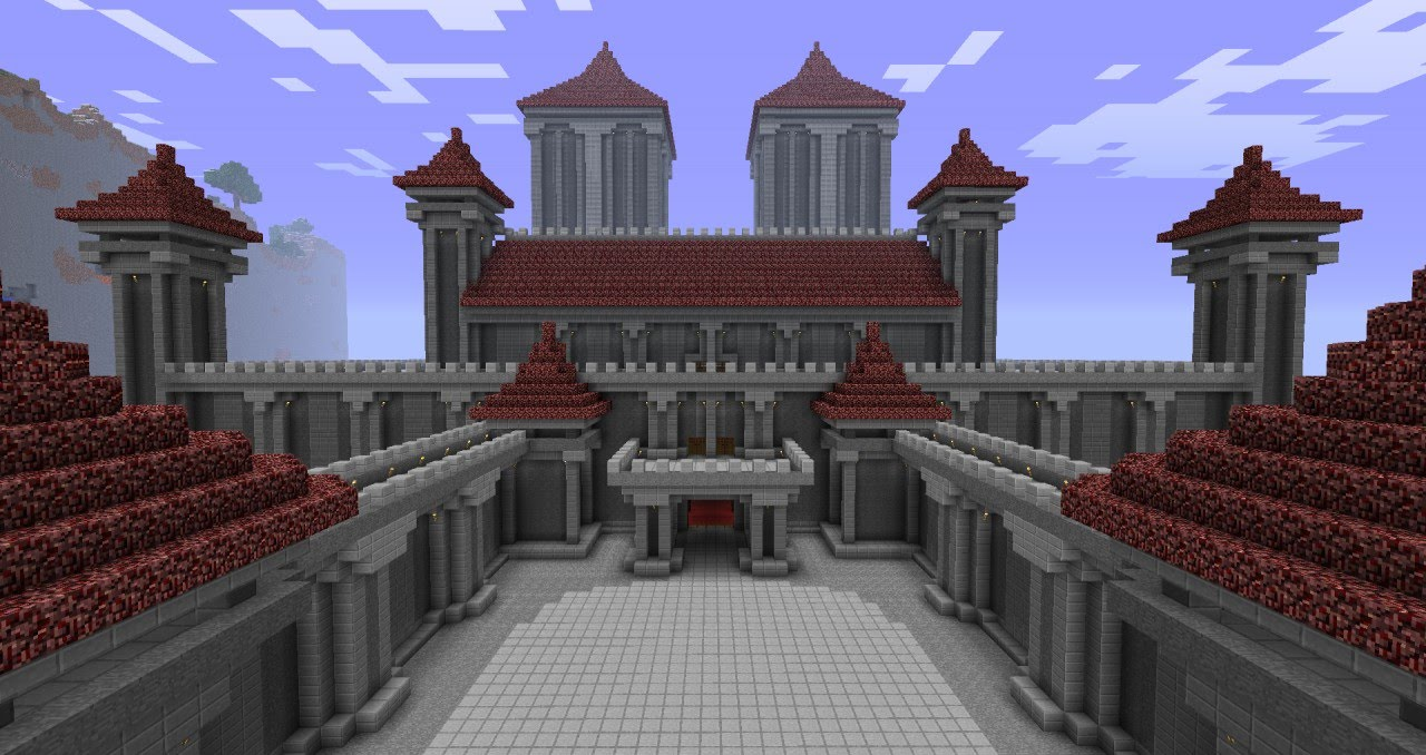 The most beautiful house ever minecraft 1 youtube for Beautiful house ever