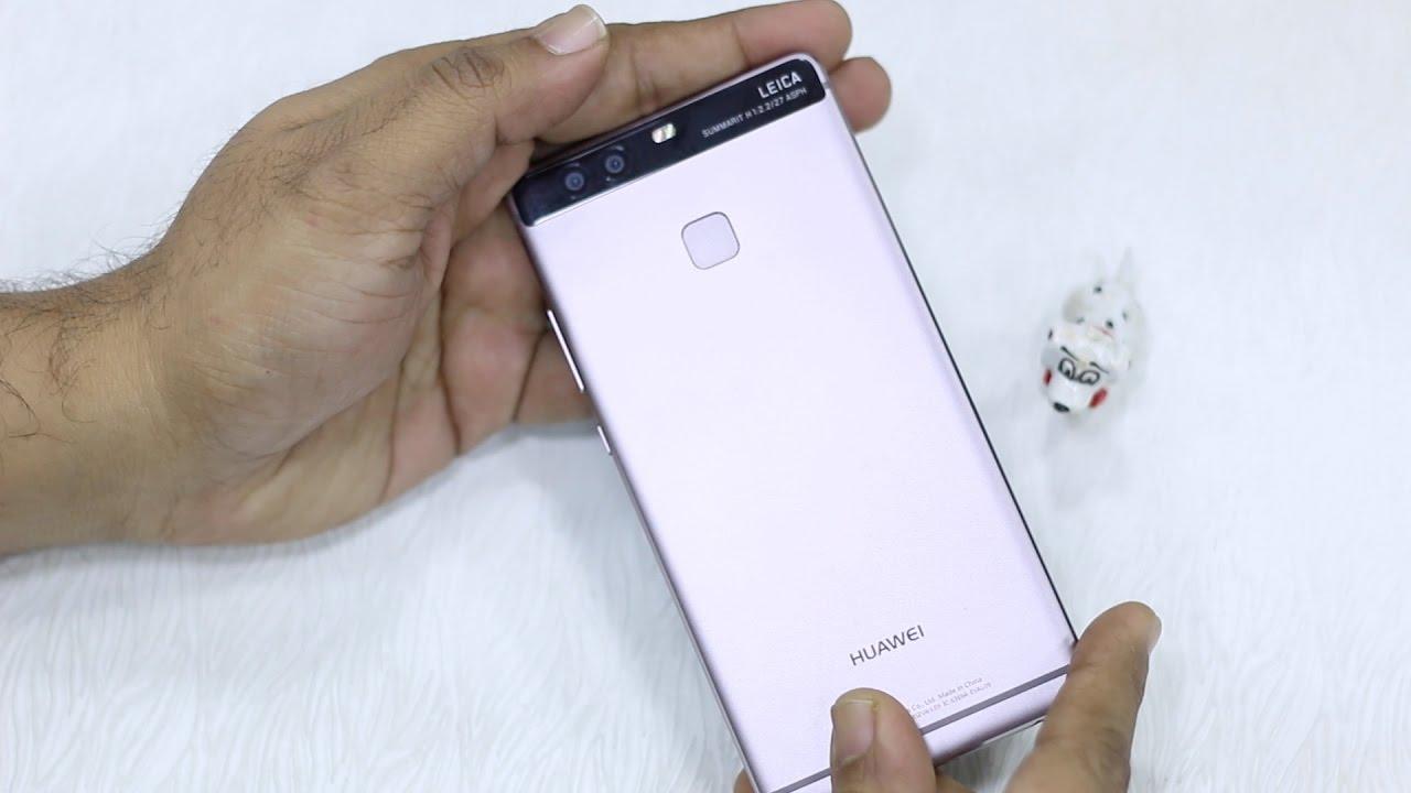 Huawei P9 : How to lock/unlock apps using fingerprint scanner