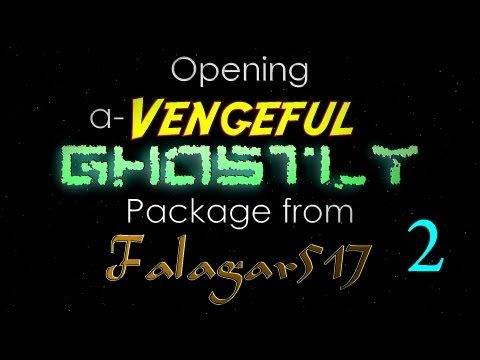 Opening a-Vengeful Ghostly Package from Falagar517 - Part 2