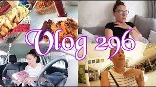 Grillen l Allergie l Einkaufen + mini food Haul l Vlog 296