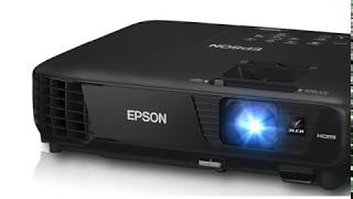 Best Reviews Epson EX5250 Pro Wireless color Brightness 3600 Lumens White 3LCD Projector Certified R