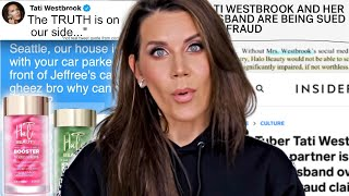 Tati Westbrook EXPOSES the truth about her lawsuit...