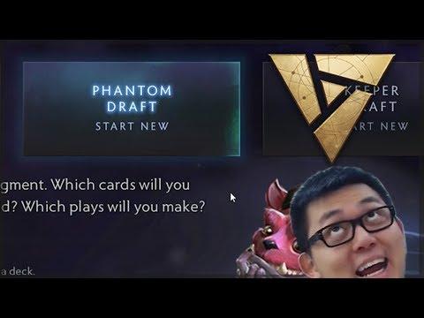 Artifact Gameplay - First Phantom Gauntlet (Arena Mode)