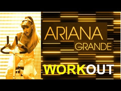 Workout Music  Best of Ariana Grande 2017 2 Hours