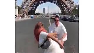 Джерри-Николь арестована за танец в Париже