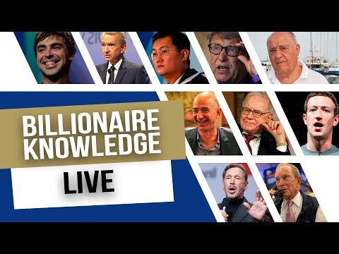 Billionaire Knowledge Live | Attract Wealth, Change Life, Gr