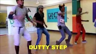 "Gimmi 8 ""Dance Moves"" by Black Eagle & BG Dancerz"