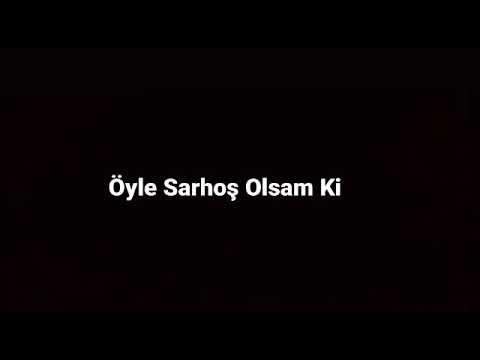 TANJU OKAN: ÖYLE SARHOŞ OLSAM KI - Piyano Nota ve Akor nasıl çalınır?