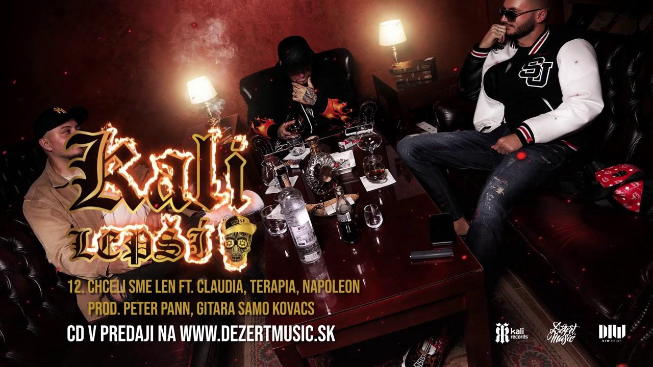12 Kali ft.Claudia,Terapia,Napoleon -Chceli sme len  (OFFICIAL AUDIO)