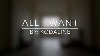 All I Want - Kodaline | Cover by Kanya Pinandita & Hanna Nuur T
