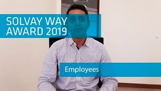 Solvay way: Employees