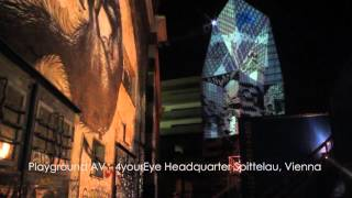 Yochee // 7dex visuals & projection mapping showreel - 2015