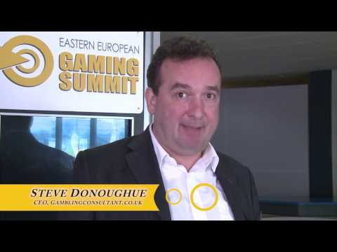 EEGS 2016 - Interview with Steve Donoughue, Gamblingconsultant.co.uk