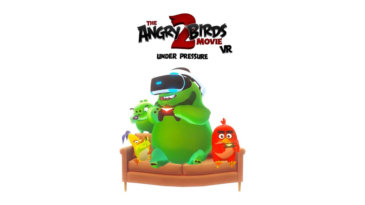 The Angry Birds Movie 2 Under Pressure Exclusive Playstation Vr