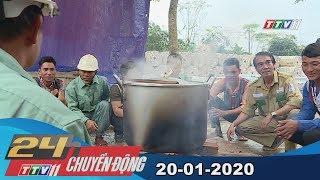 #24hchuyendong #tayninhtv #thoisuhomnay 24h Chuyển động 20-01-2020 | Tin tức hôm nay | TayNinhTV