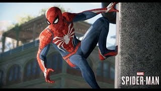 Spiderman PS4 Boss Fight Gameplay Walkthrough E3 2018