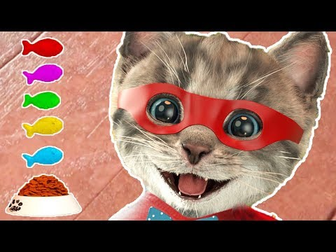 Little Kitten Adventures - Play Fun Pet Friends Costume Dres