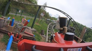 FireChaser Express (4K On-Ride) Dollywood