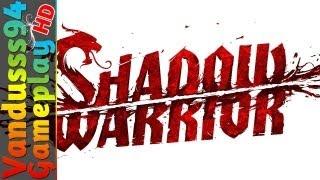 Shadow Warrior Gameplay [PC FULL HD]