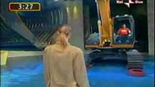 Amazing--- Heavy Equipment Operator's Final Exam