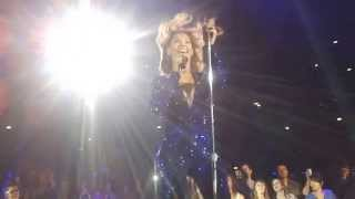 Beyoncé - Love on top - Mrs. Carter Show - ARENA ZAGREB, Zagreb 2013, Croatia