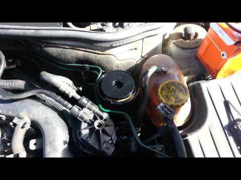 astra g fuel filter change