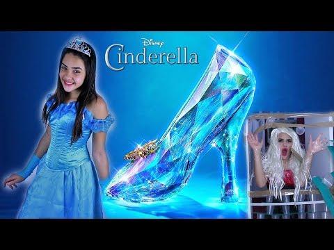 CINDERELA 2 - Uma Nova Cinderella. Historinha Em Portugues | Disney-princesas
