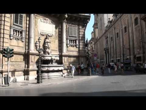 11 den _ Sicílie - Monreale, Corleone, Palermo 29. 07. 2014