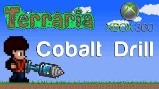 Terraria Xbox - Cobalt Drill [96]