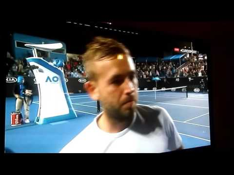 Dan Evans interview