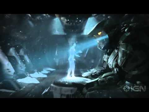 Halo 4 Trailer + DEMO download