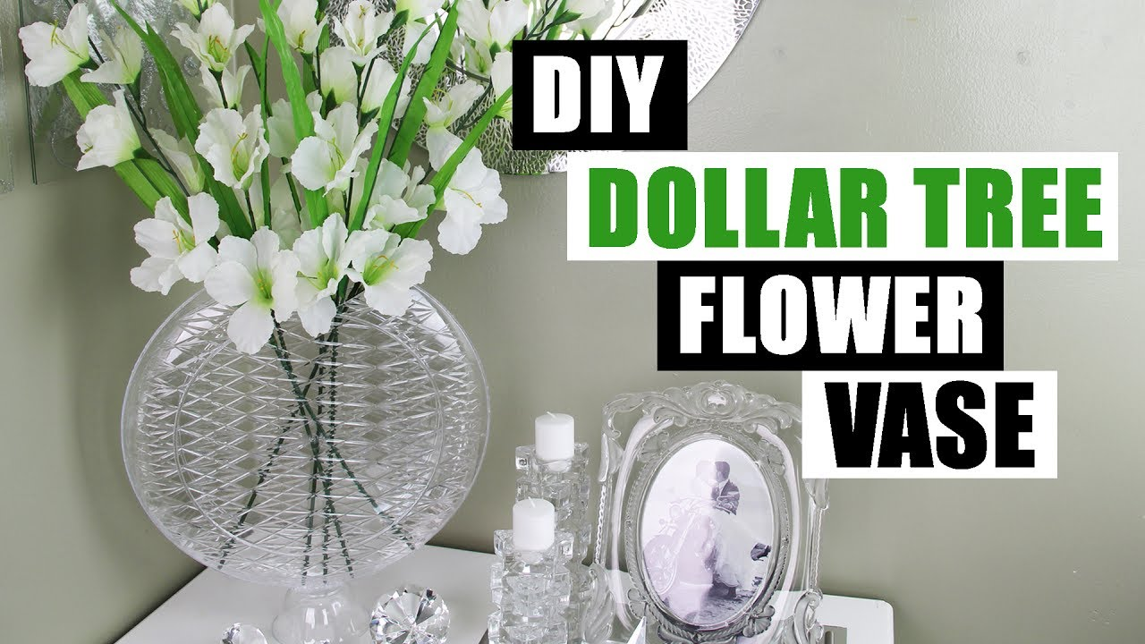 Diy Dollar Tree Glam Vase Dollar Store Diy Glam Flower Vase Diy Glam Room Decor Download