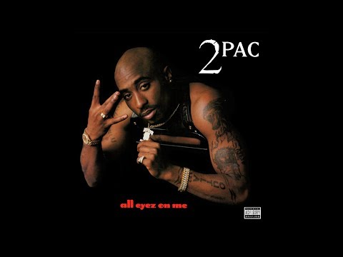 2Pac - Picture Me Rollin (Official Instrumental)