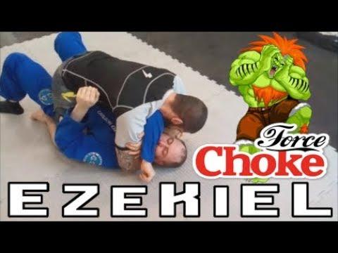 BJJ - Ezekiel Choke