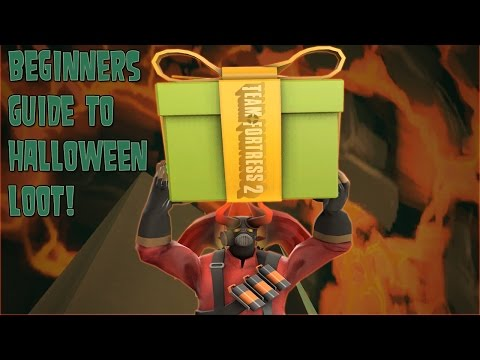 TF2: Beginners Guide To Free Halloween Loot