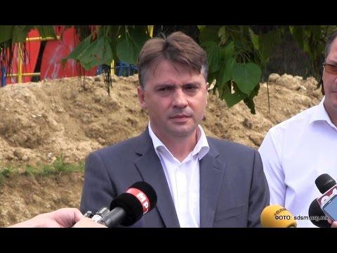 ВМРО-ДПМНЕ насилно ќе го уништува Водно за свои бизнис�...