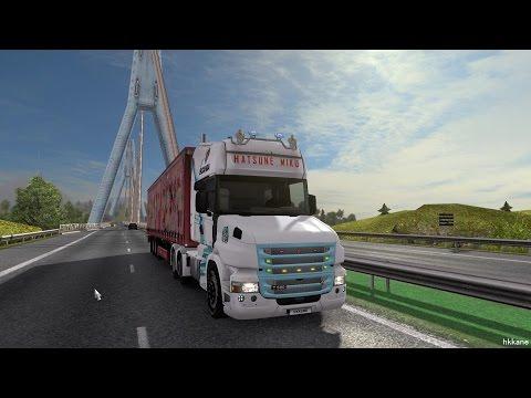 Euro Truck Simulator 2 ProMods v1.90 Gameplay P.51