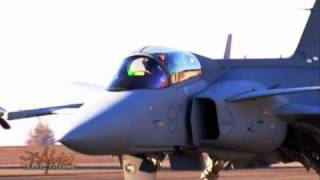 SAAF Saab JAS-39 Gripen Demonstration South African Air Force