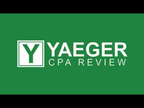 Top 10 best cpa review courses 2018 expert ratings top offers yaeger does have some of the best customer support available yaegers live instructor hotline provides responsive personal support that is superior to any fandeluxe Images