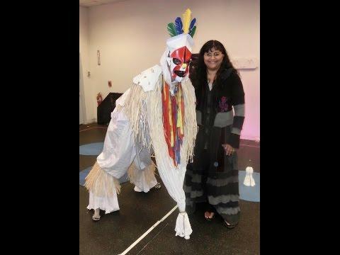 Day Of The Dead: Arawak Native American Culture