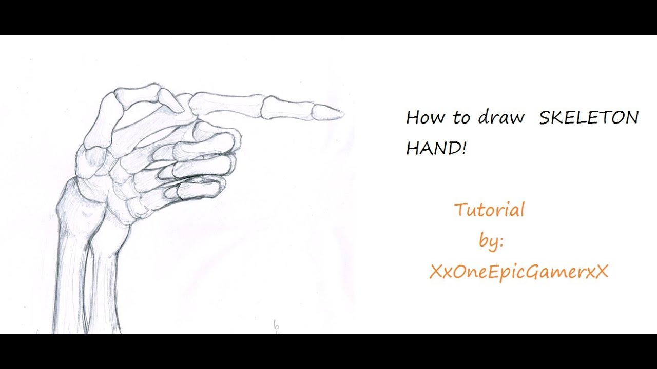 youtube how to draw hands