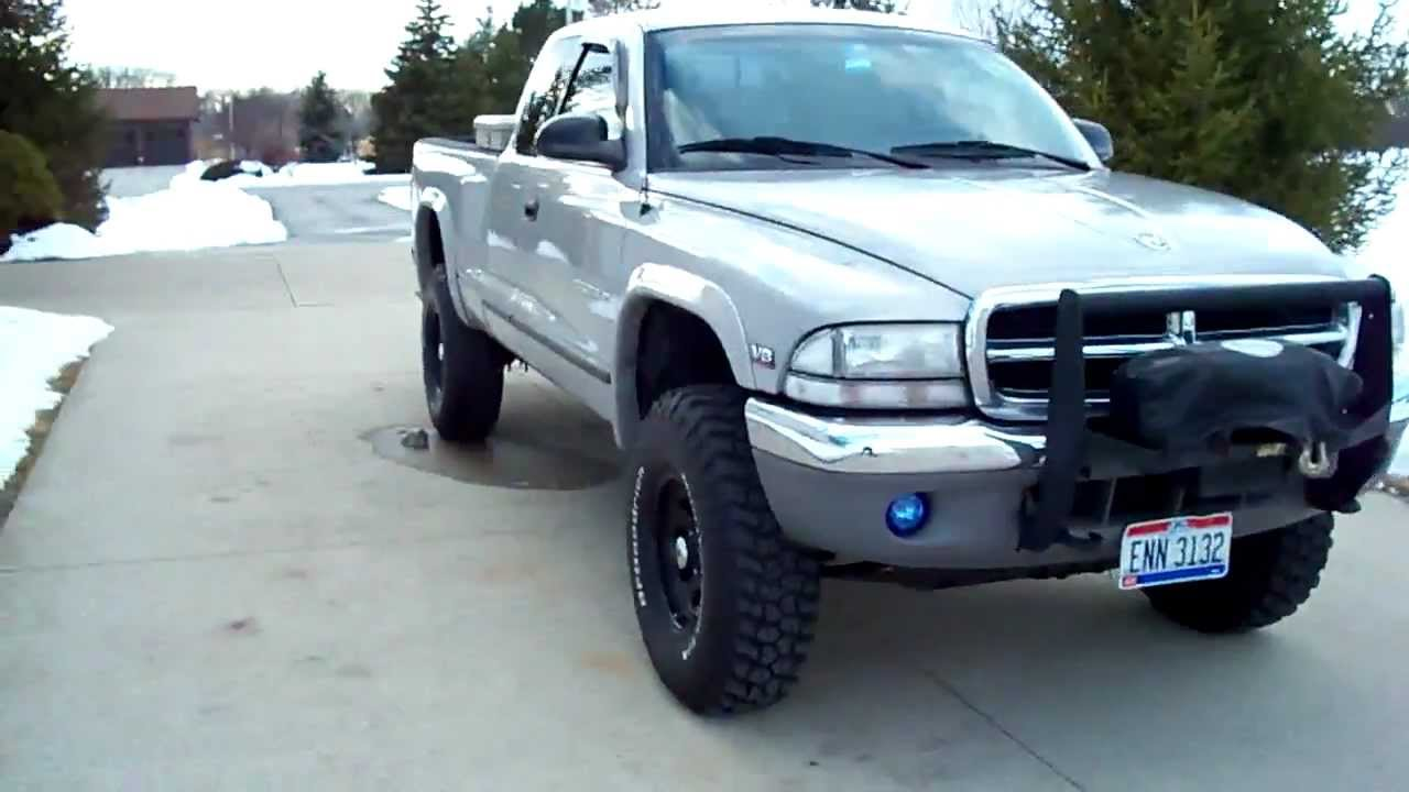 1997 Dodge Dakota Lifted 4x4 Youtube