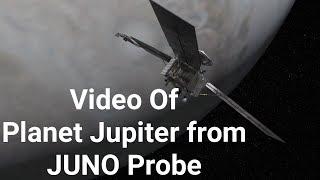 Video of Planet Jupiter From  NASA