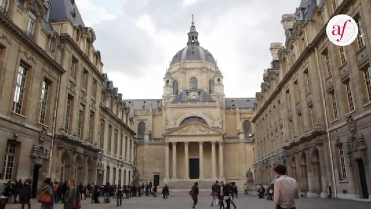 Universit d 39 t de paris sorbonne youtube for Sorbonne paris
