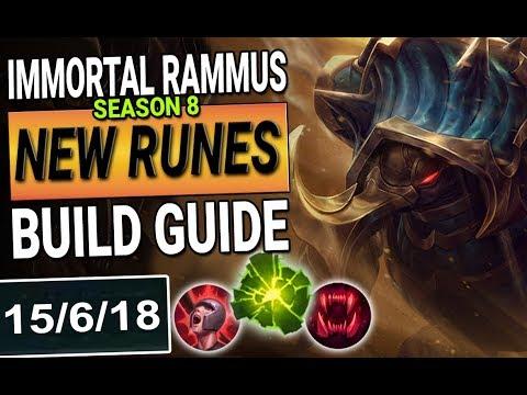 Rammus Build Top