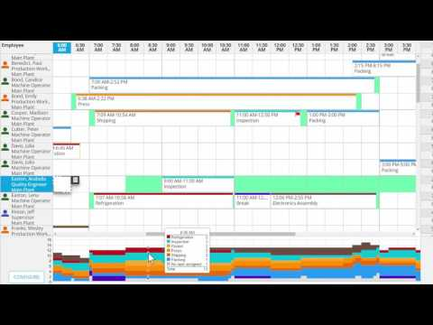 Shift Scheduling Software For Manufacturing Companies | Snap Schedule