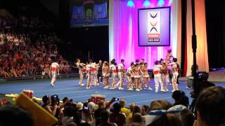 ICU World Cheerleading Championships Team Thailand