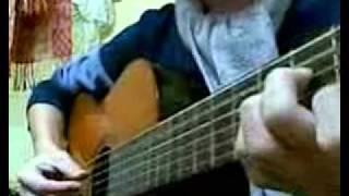 Lời con hứa guitar cover