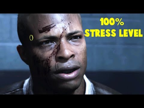 What an Android do When Reaching 100% Of Stress Level -The I