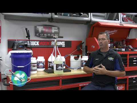 Best Citrus Solvent Booster for Pro Carpet cleaners!